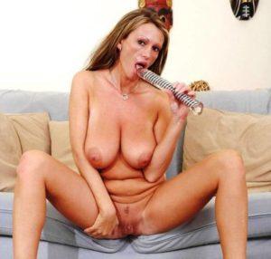 Leila milf cinquantenne